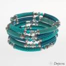 Deja vu Necklace, bracelets, Bx 1