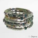 Deja vu Necklace, bracelets, Bx 10