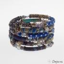 Deja vu Necklace, bracelets, Bx 11