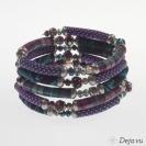 Deja vu Necklace, bracelets, Bx 13