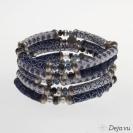 Deja vu Necklace, bracelets, Bx 14
