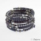 Deja vu Necklace, bracelets, Bx 4
