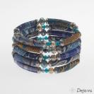 Deja vu Necklace, bracelets, Bx 6