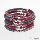 Deja vu Necklace, bracelets, Bx 7