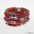 Deja vu Necklace, bracelets, Bx 8