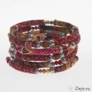 Deja vu Necklace, bracelets, Bx 9