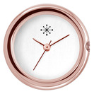 Deja vu watch, watches, C 125, ros�, polished