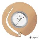 Deja vu watch, jewelry discs, stainless steel, E 166