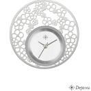 Deja vu watch, jewelry discs, stainless steel, E 192