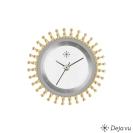 Deja vu watch, jewelry discs, stainless steel, E 198