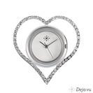 Deja vu watch, jewelry discs, Ee 49, stainless steel disc Ee 49