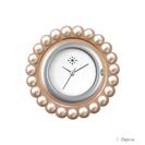 Deja vu watch, jewelry discs, stainless steel, Ee 84