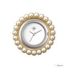 Deja vu watch, jewelry discs, stainless steel, Ee 85