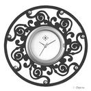 Deja vu watch, jewelry discs, stainless steel, Ee 89