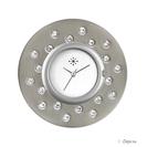 Deja vu watch, jewelry discs, stainless steel, Ee 90