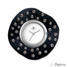 Deja vu watch, jewelry discs, stainless steel, Ee 91