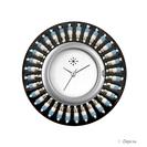 Deja vu watch, jewelry discs, stainless steel, Ee 97