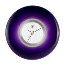 Deja vu watch, jewelry discs, glaze, Gl 38, purple