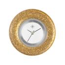 Deja vu watch, jewelry discs, glaze, Gl 5-1, golden