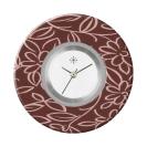 Deja vu watch, jewelry discs, acryl, printed, purple-pink, L 4032