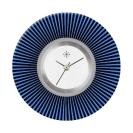 Deja vu watch, jewelry discs, acryl, printed, blue-turquoise, L 4100