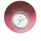 Deja vu watch, jewelry discs, acryl, printed, purple-pink, L 5042