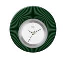 Deja vu watch, jewelry discs, acryl, printed, green-yellow, L 9015