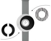 Deja vu watch, mono sets, watch C 101, Set 1070 c 101