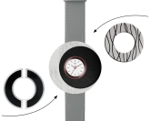 Deja vu watch, mono sets, watch C 228, Set 1070 c 228