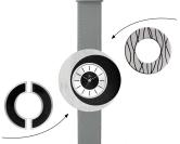 Deja vu watch, mono sets, watch CG 105, Set 1070-CG105