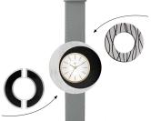 Deja vu watch, mono sets, watch CG 204, Set 1070-CG204