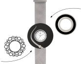 Deja vu watch, mono sets, watch C 110, Set 1103-C110