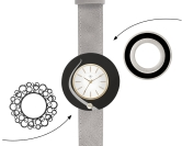 Deja vu watch, mono sets, watch CG 204, Set 1103-CG204