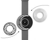 Deja vu watch, mono sets, watch C 206, Set 1108-C206