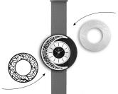 Deja vu watch, mono sets, watch CG 105, Set 1108-CG105