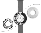 Deja vu watch, mono sets, watch CG 202, Set 1108-CG202