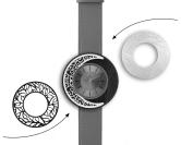 Deja vu watch, mono sets, watch CG 229, Set 1108-CG229