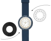 Deja vu watch, mono sets, watch CG 104, Set 1112-CG104