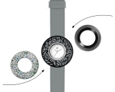 Deja vu watch, mono sets, watch C 109, Set 1115-C109