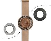 Deja vu watch, mono sets, watch CG 130b, Set 1119-CG130b