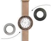 Deja vu watch, mono sets, watch CG 202, Set 1119-CG202