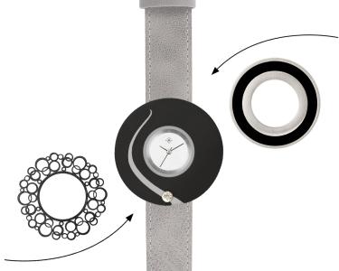 Deja vu watch, mono sets, watch C 201, Set 1103-C201