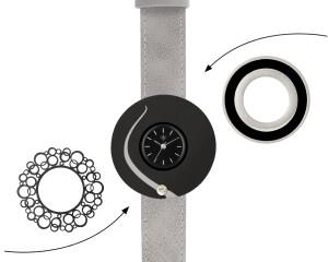 Deja vu watch, mono sets, watch C 218, Set 1103-C218
