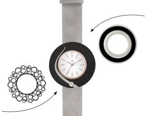 Deja vu watch, mono sets, watch CG 224, Set 1103-CG224