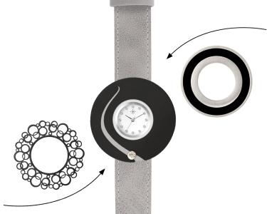 Deja vu watch, mono sets, watch CS 201, Set 1103-CS201