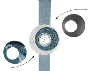 Deja vu watch, mono sets, watch C 110, Set 1106-C110