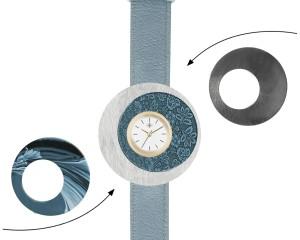 Deja vu watch, mono sets, watch C 204, Set 1106-C204