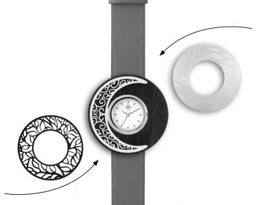 Deja vu watch set 1108-C110