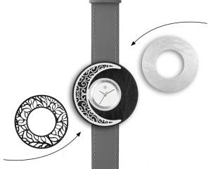 Deja vu watch, mono sets, watch C 209, Set 1108-C209