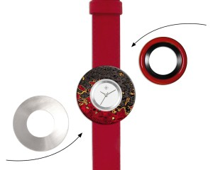 Deja vu watch, mono sets, watch C 209, Set 1110-C209